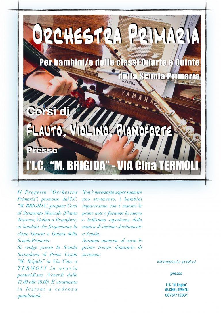 Orchestra Primaria