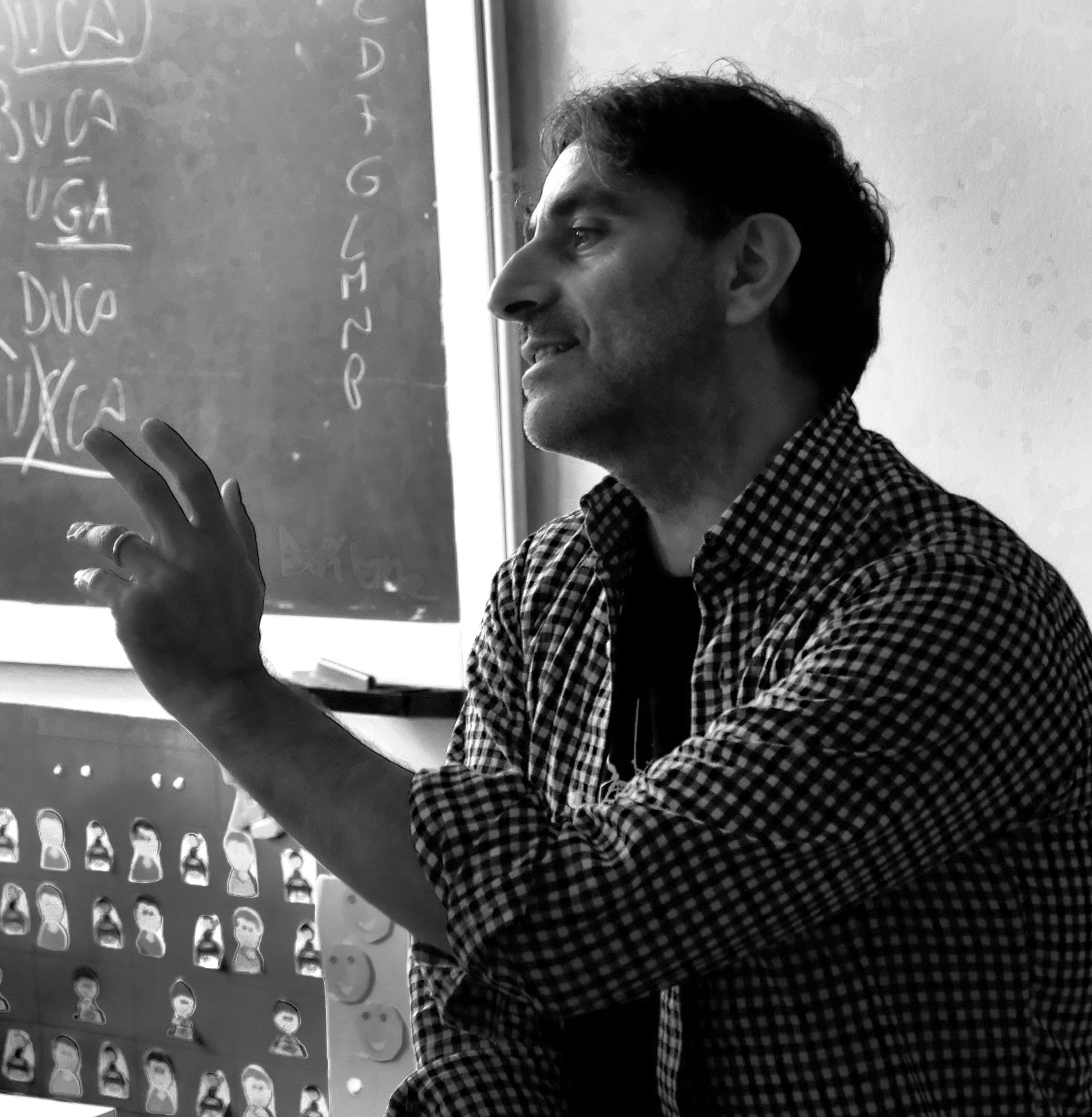 A scuola di fantasia: incontro con l'autore Gianluca Caporaso