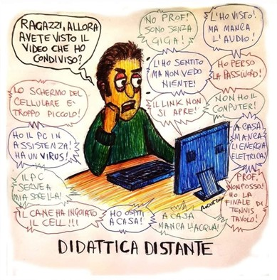 LINEE GUIDA DIDATTICA A DISTANZA