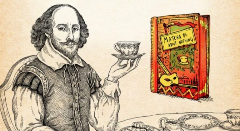 A tavola con William Shakespeare…. con fantasia e ispirazione