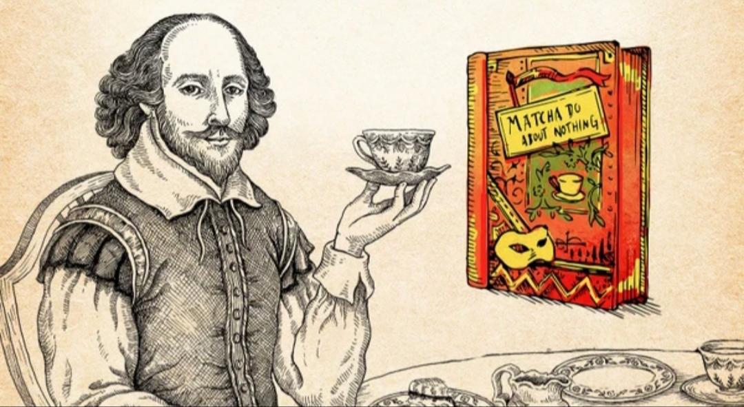 A tavola con William Shakespeare…. con fantasia e ispirazione
