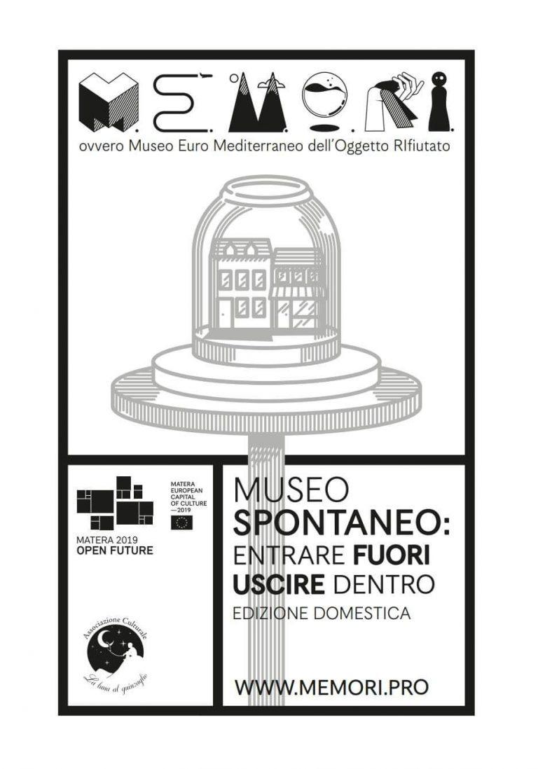 MUSEO SPONTANEO – EDIZIONE DOMESTICA