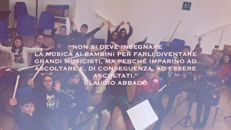 Progetto Orchestra Primaria