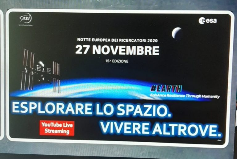 L'Istituto Comprensivo Brigida e la Notte Europea dei Ricercatori in Italia