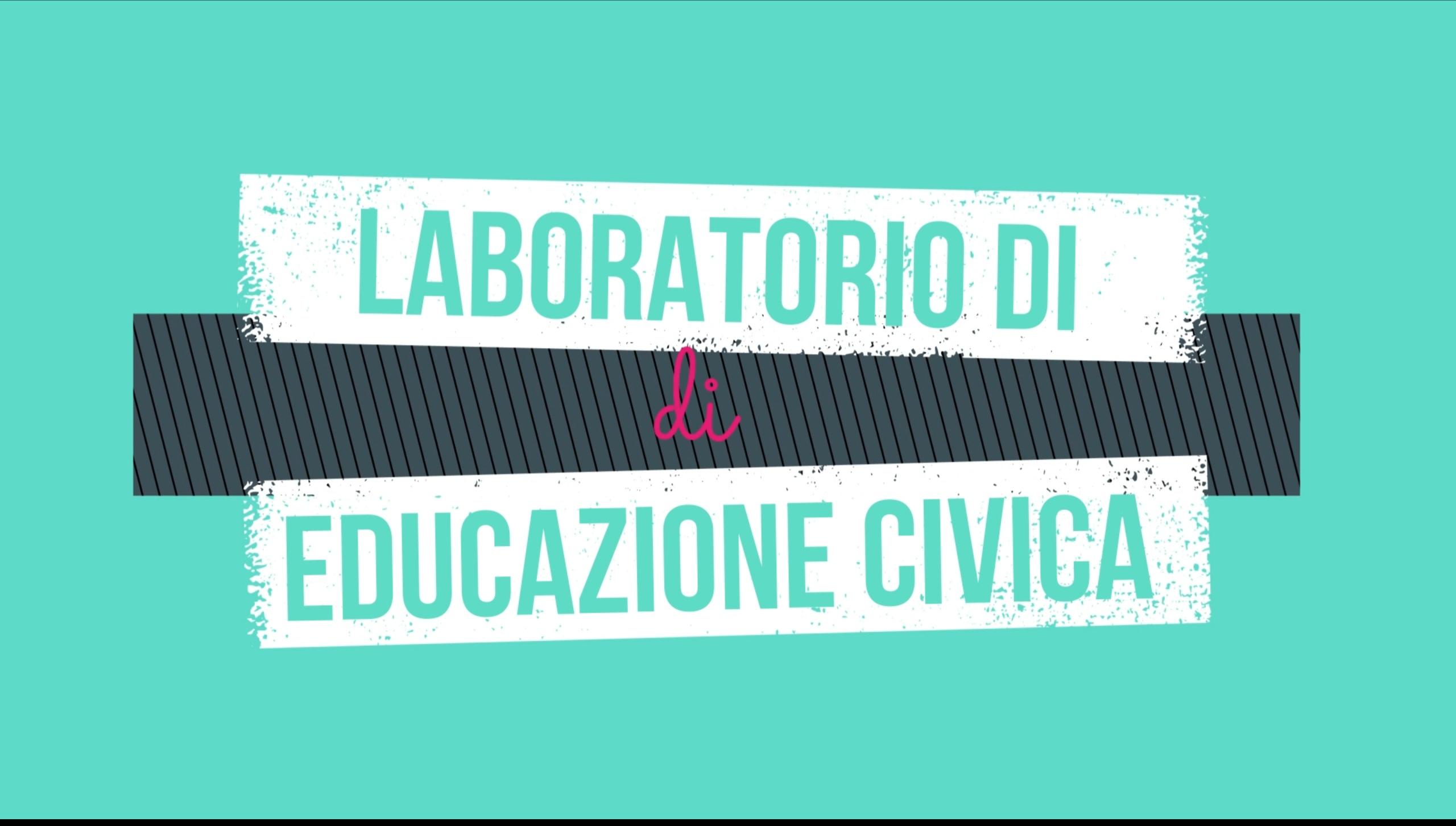 Percorso tematico di educazione civica
